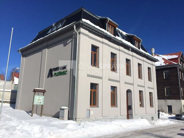 Apartmány Plešivec, Abertamy (ZREALIZOVÁNO)