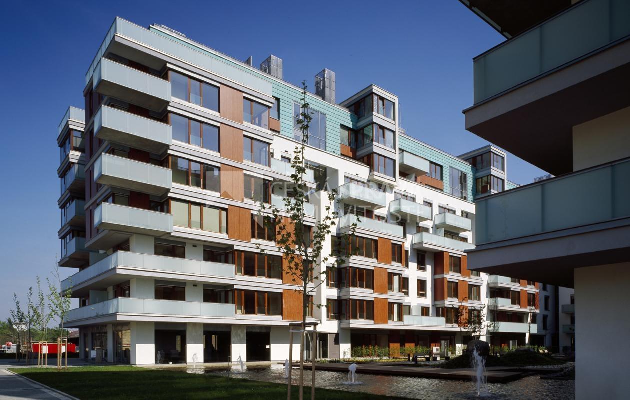 Byty 1+kk až 5+kk, Rezidence RIVER DIAMOND, Praha – Karlín