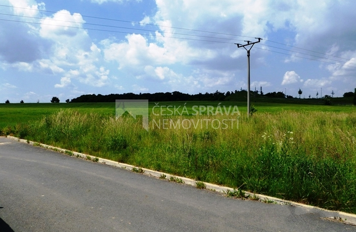 Pozemek k výstavbě, 1511 m², Koloděje (PRODÁNO)