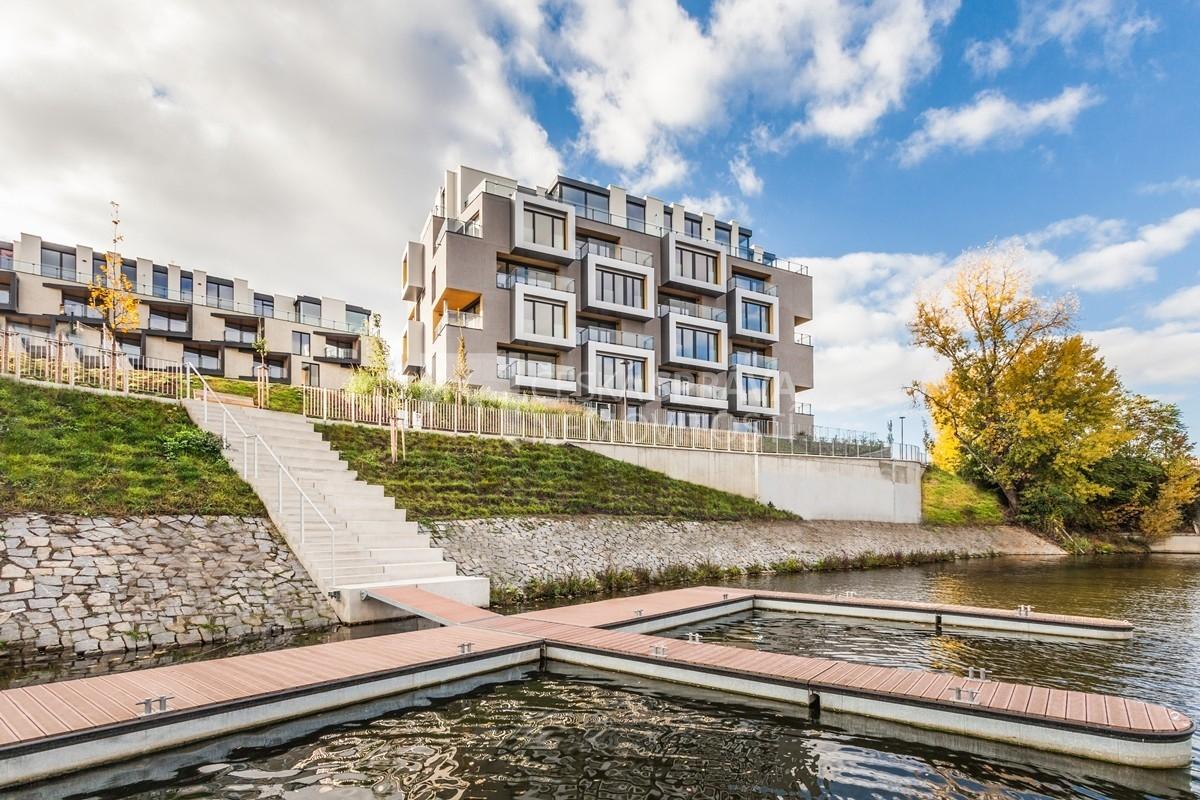 Byty 1+kk až 5+kk, Rezidence DOCK, Praha – Libeň